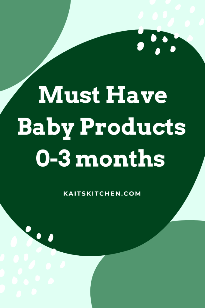 baby products 0-3